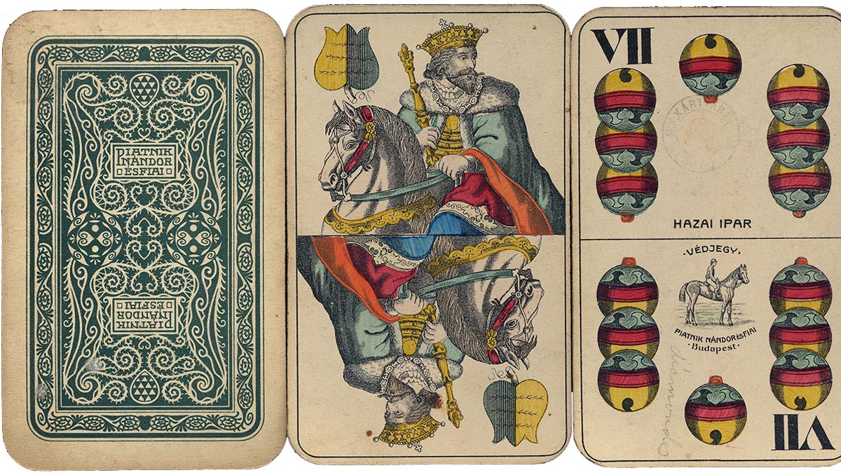 Hungarian Seasons Pattern The World Of Playing Cards
