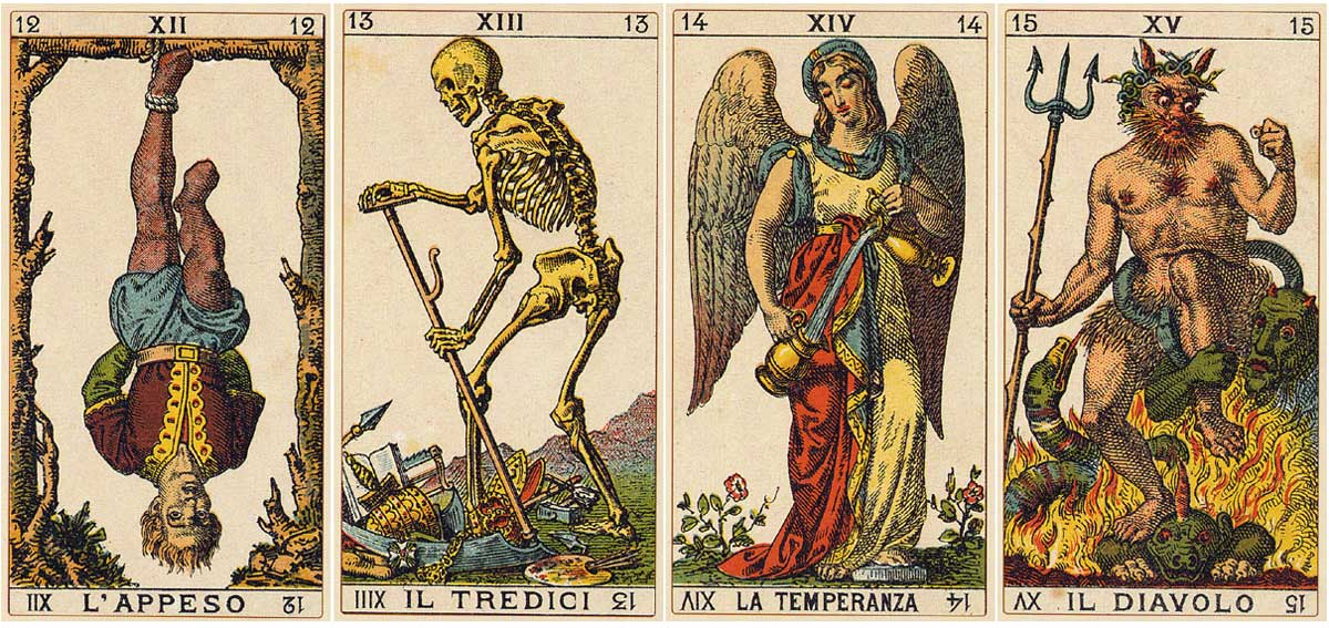 Serravalle Sesia Tarot The World Of Playing Cards