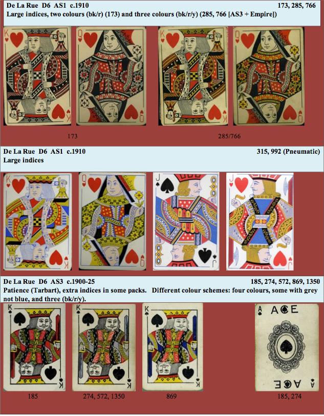 Dating De La Rue Playing Cards Partnersuche Gronau