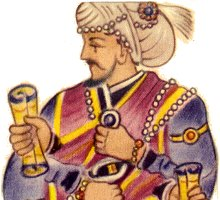 Aurung-Zeb, Indian warrior, ruler of the Mogul Empire