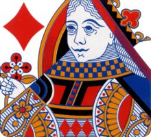 detail from standard Anglo-American style playing cards produced in Croatia by Grafika-Grafoprint