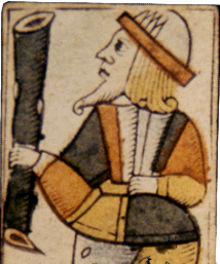 Baraja Española 1707