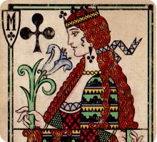 Vaivorykštė Playing Cards