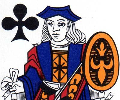 Waddington's Casino playing cards