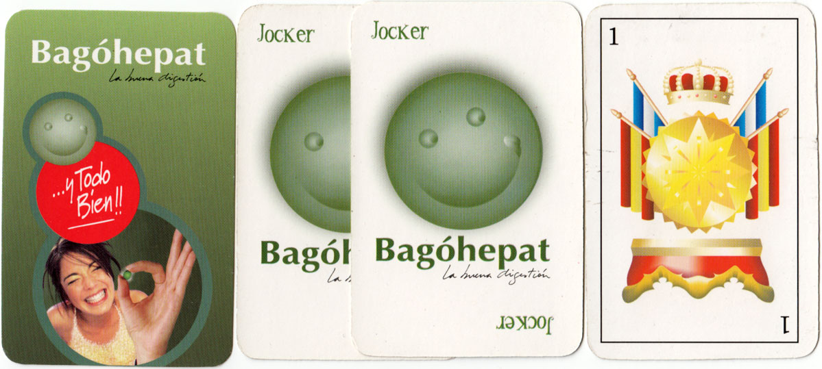 anonymous deck for Bagóhepat, 2005