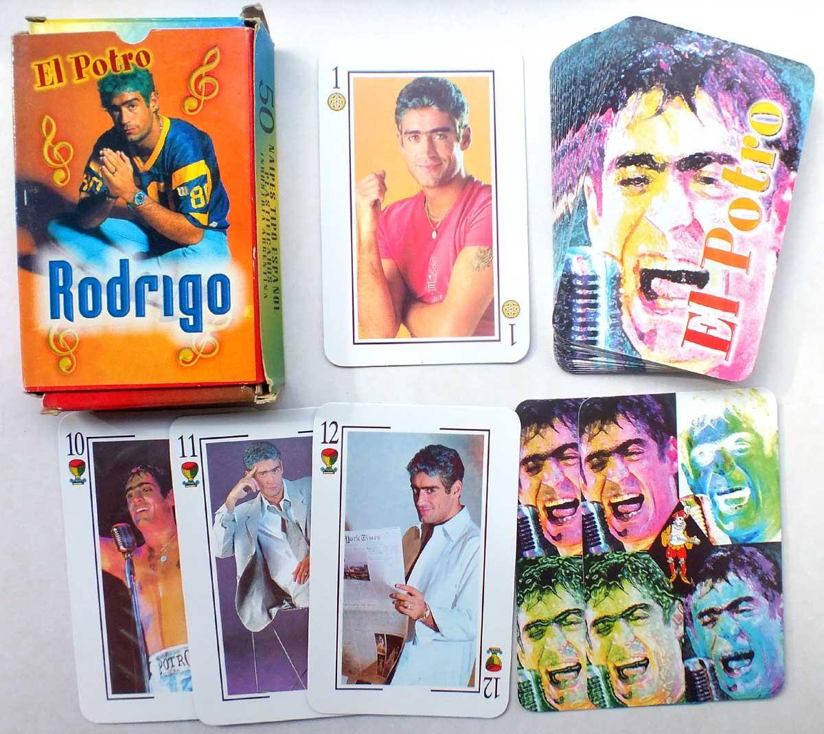 Naipes El Potro Rodrigo, c.2000