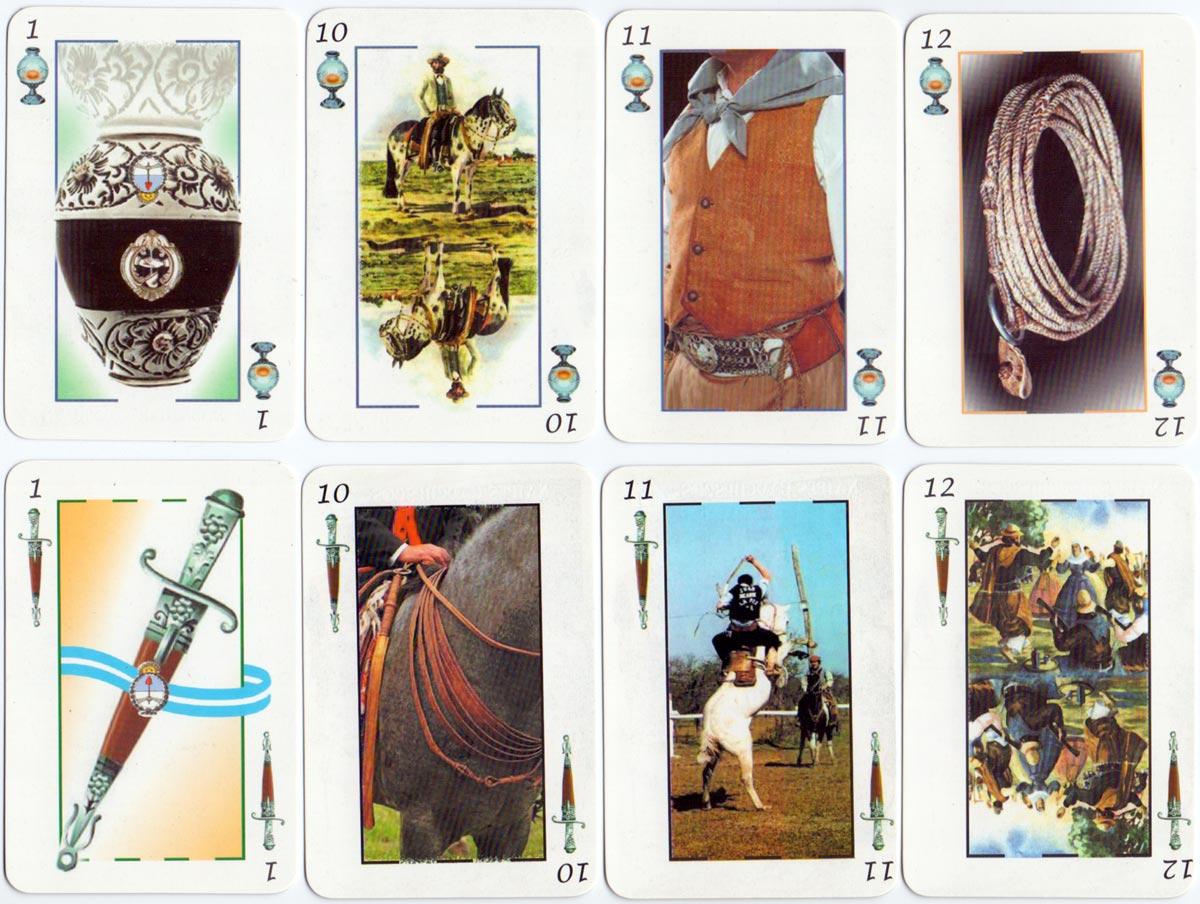 Naipes Gauchescos Argentinos, 2004