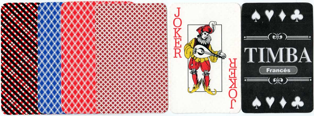 various playing cards published by John Sterling