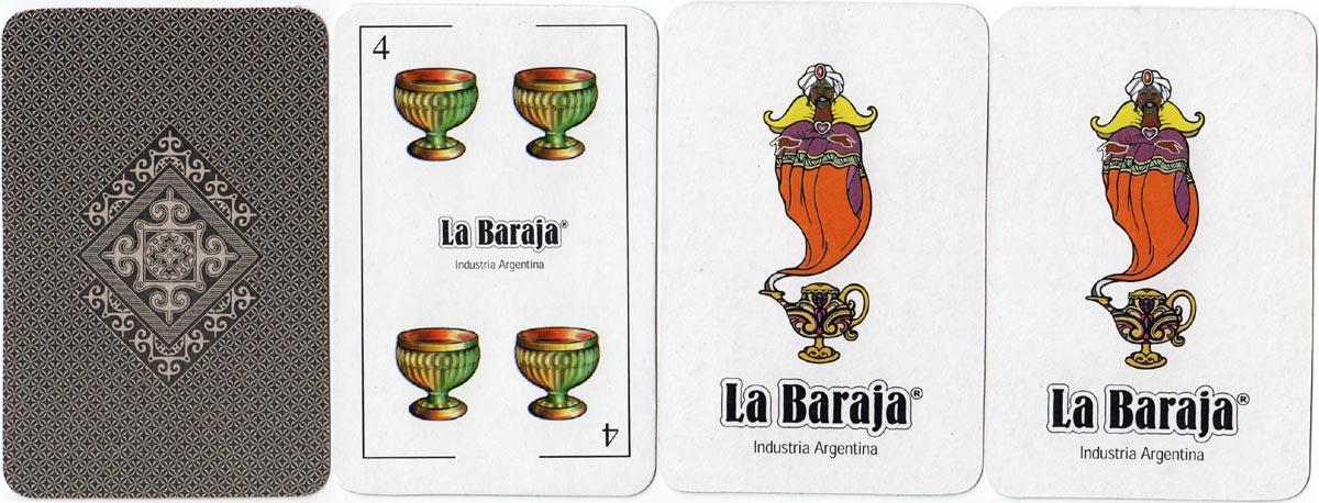 """Anonymous """"La Baraja"""" Spanish deck, c.2005"""