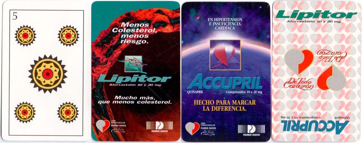 Parke-Davis Pharmaceuticals - Accupril & Lipitor, c.1998