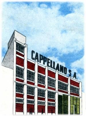CAPPELLANO S.A. building, c.1960