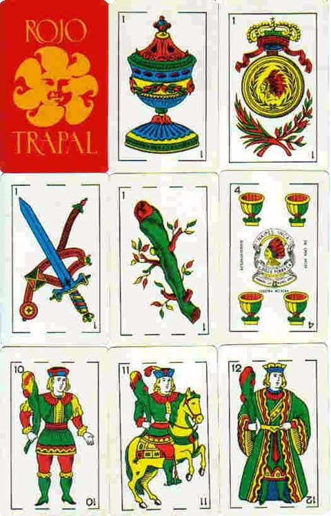 Naipes Inca, c.1970
