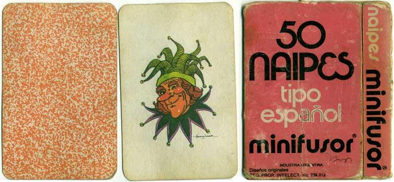 Naipes Minifusor