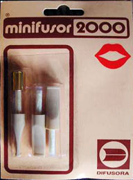 Minifusor cigarette holders and filters