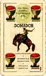Domador trade mark