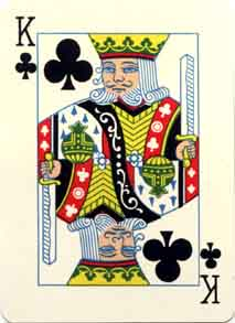 King of Clubs, c.1950-60