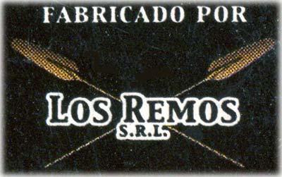 Fabricado por Los Remos S.R.L.