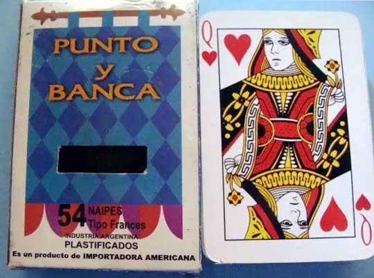 """""""Punto y Banca"""""""