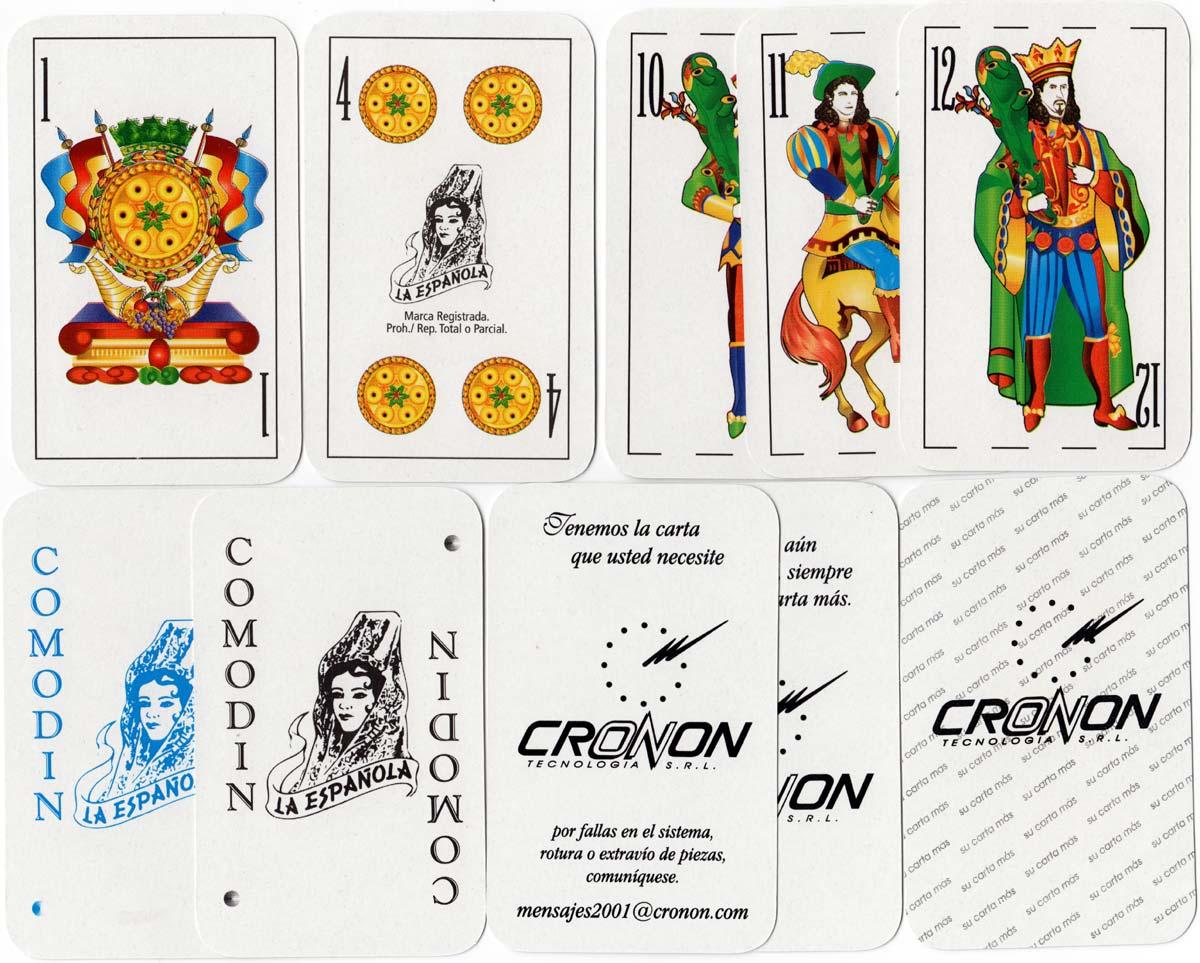 La Española 2000 for Cronon Tecnología S.R.L.