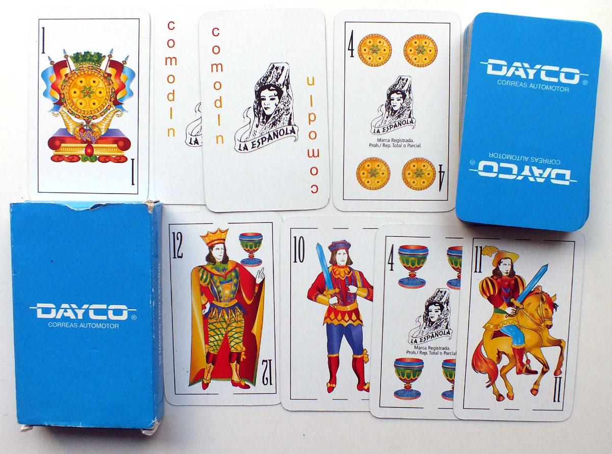 La Española 2000 for Dayco by Gráfica 2001