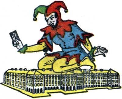 Justo Rodero joker