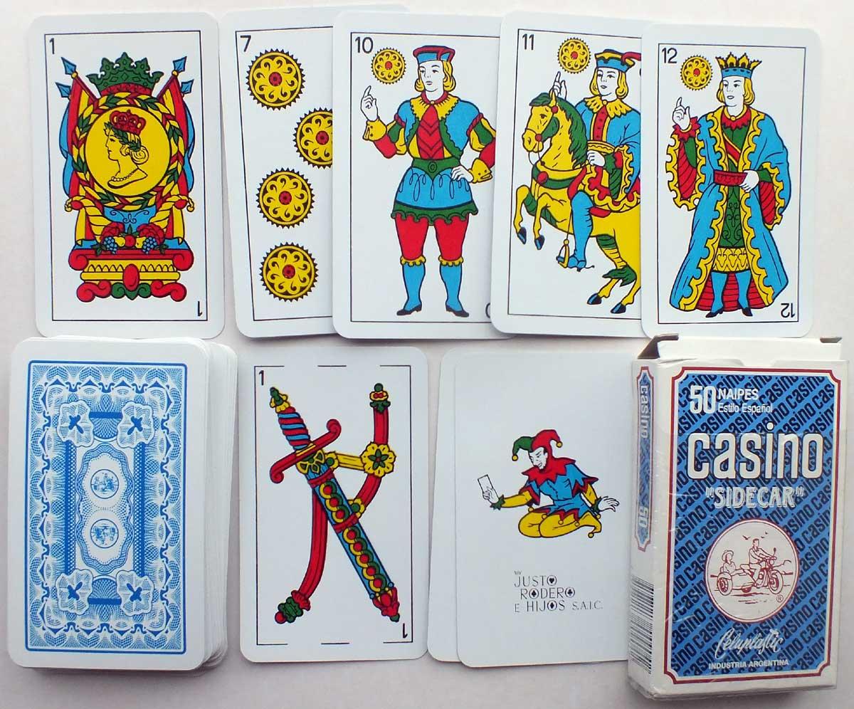 Naipes Casino Sidecar, c.2006