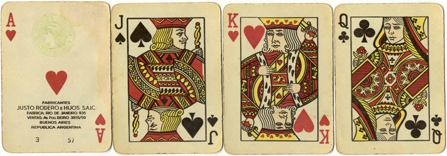 Naipes Casino Lobito