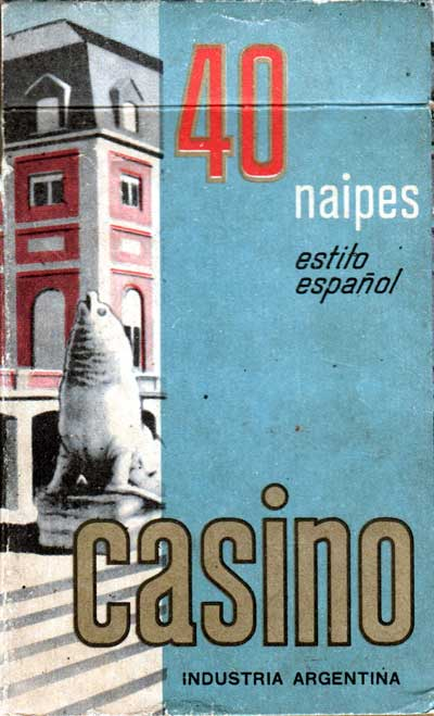 Naipes Casino, c.1975-95