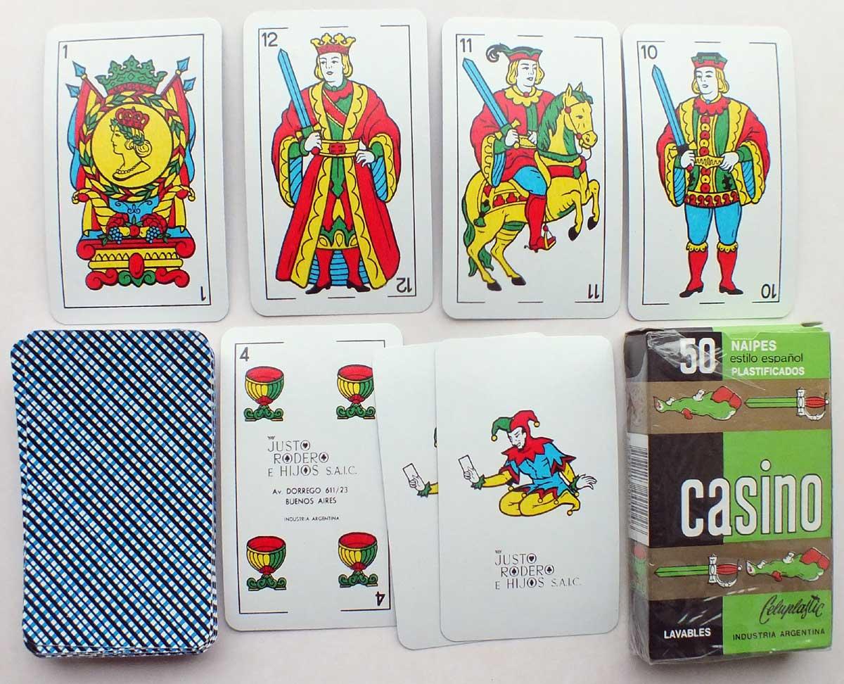 Naipes Casino, c.2000