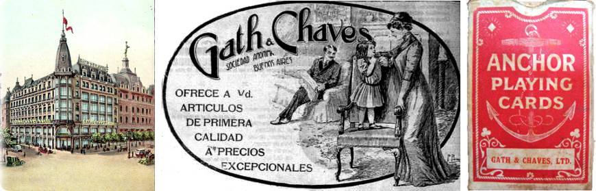 Gath & Chaves, Ltd ~ (Importers) ~ Buenos Aires