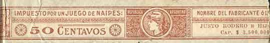 Taxband, c.1950