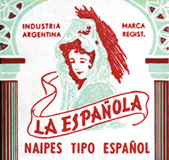 Naipes La Española