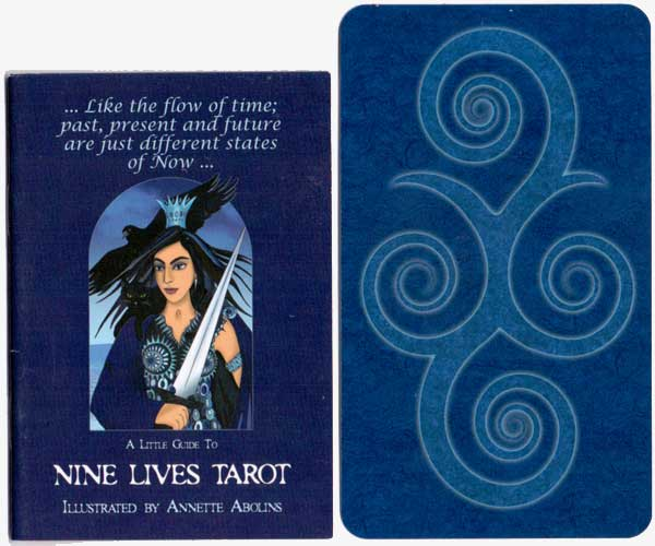 Nine Lives tarot, 2013