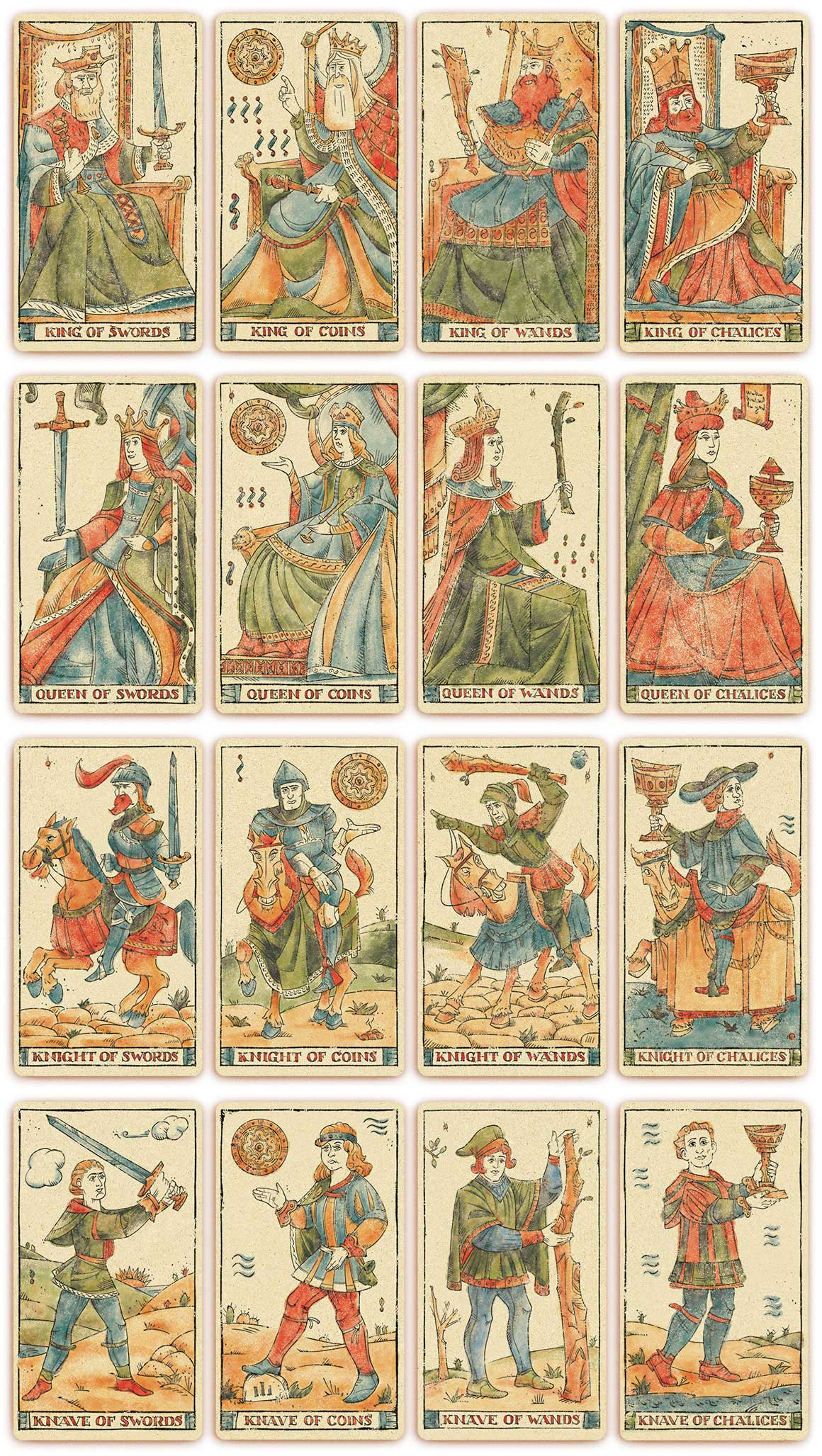 Tarot of Musterberg
