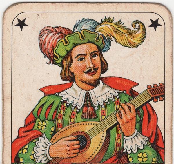 Bourgeois Tarot by Piatnik 1987