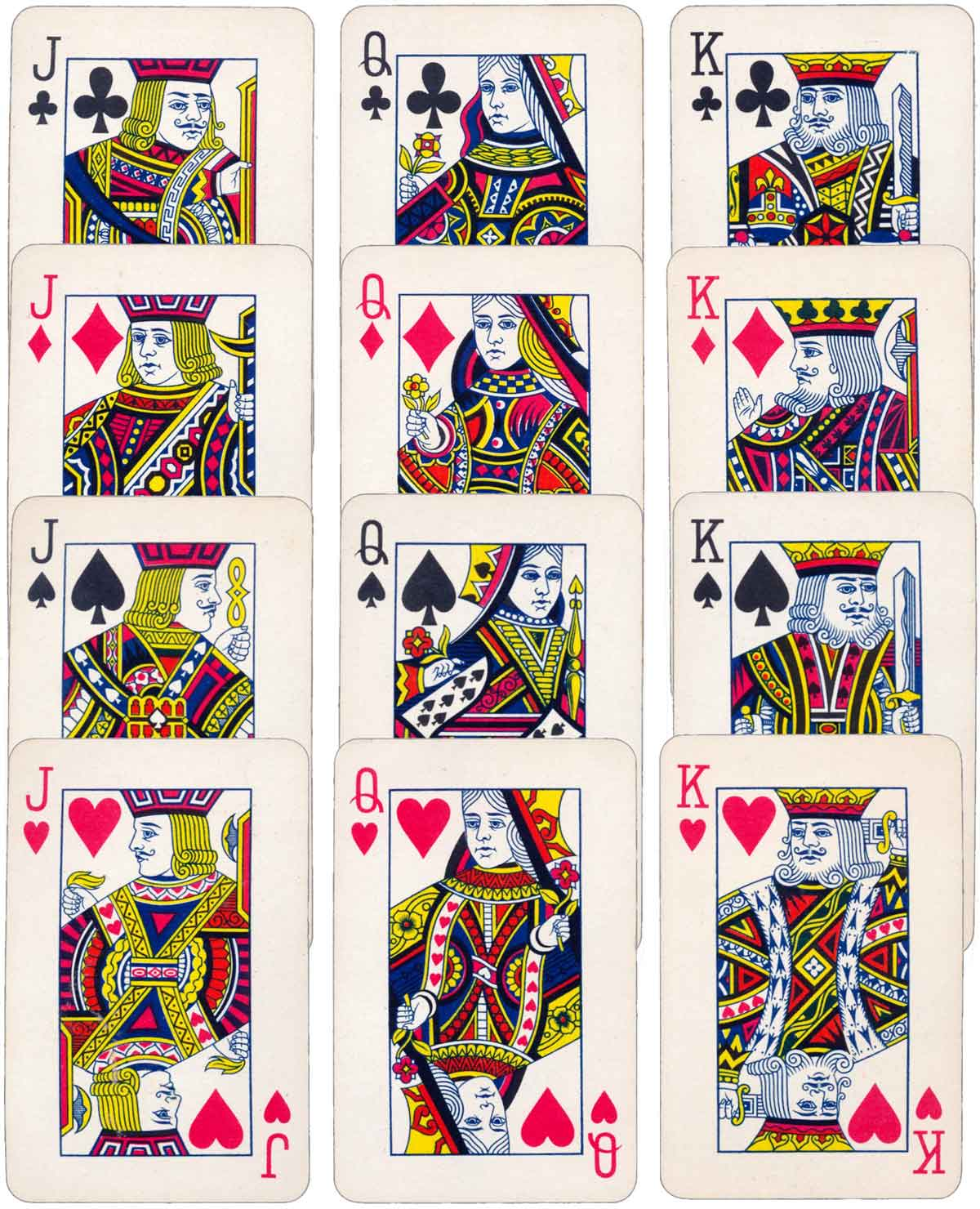 "Piatnik's ""Popular Playing Cards"" No.257, c.1950"