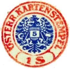 Tax stamp c.1926-1934