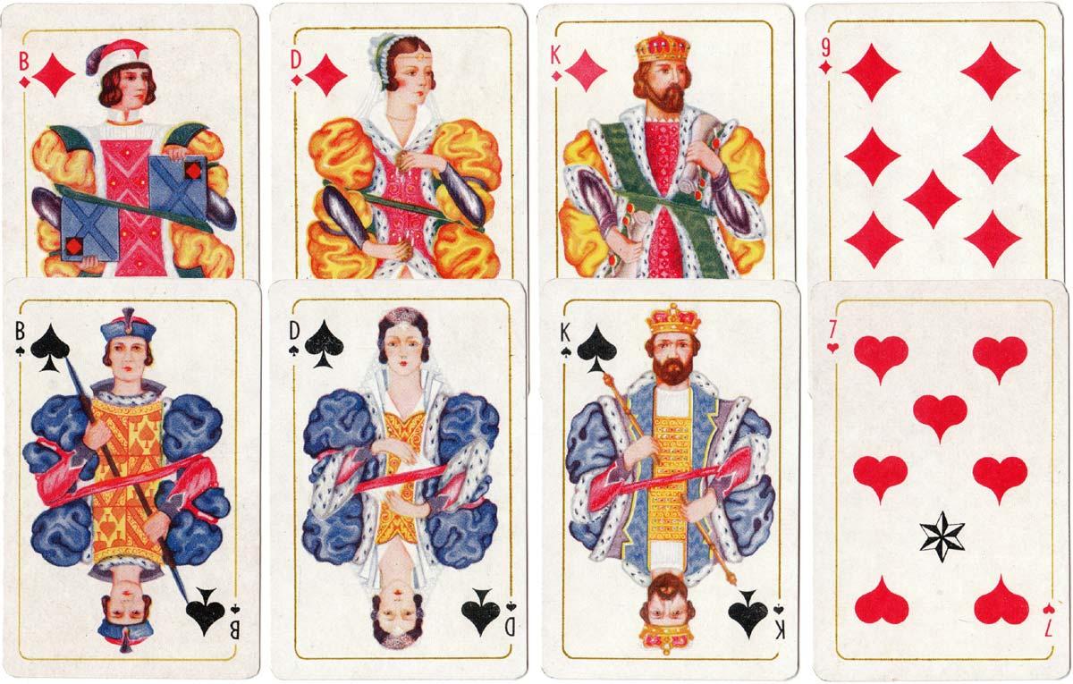 Luxus Skatkarte Nr.1134