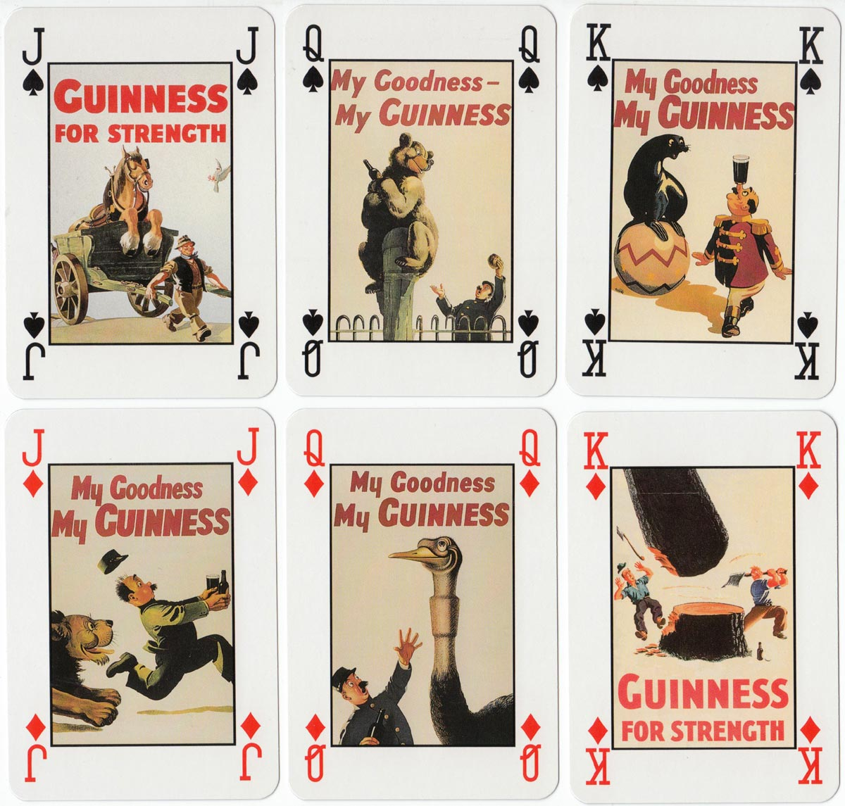 Classic Guinness Posters, 1999