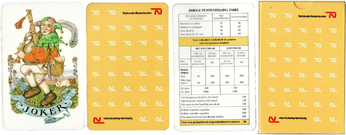 Nationale-Nederlanden insurance company, 1984