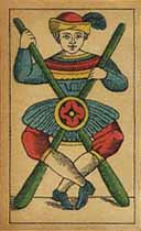 2 of clubs
