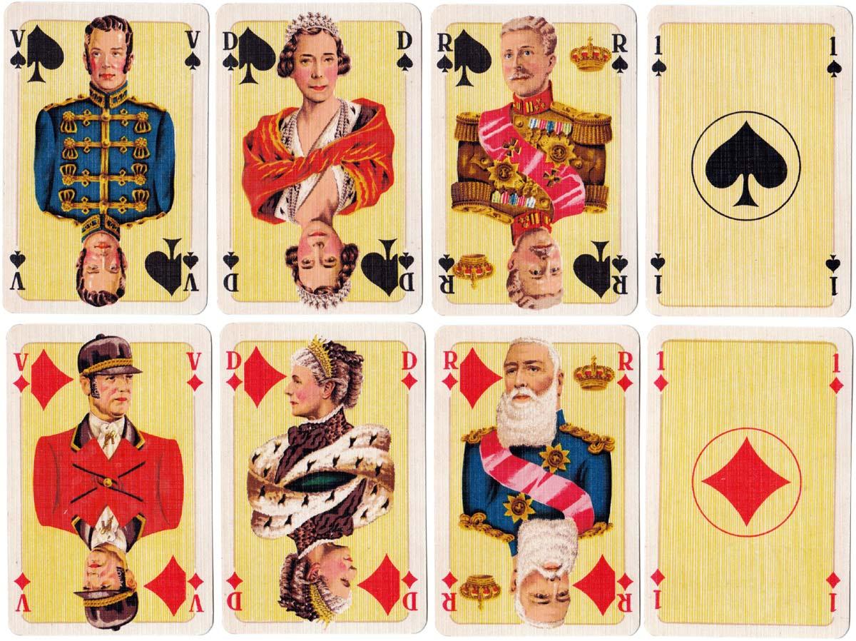 Dynastie Royale de Belgique by Mesmaekers, 1934