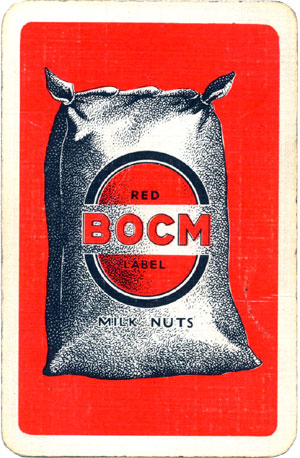 British Oil and Cake Mills Limited incorporated (BOCM)
