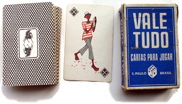 Vale Tudo - Cartas para Jogar