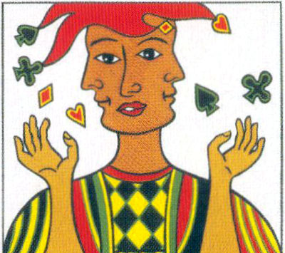 """""""Fair Play"""" cross cultural playing cards illustrated by Canadian artist Stephen B. MacInnes"""