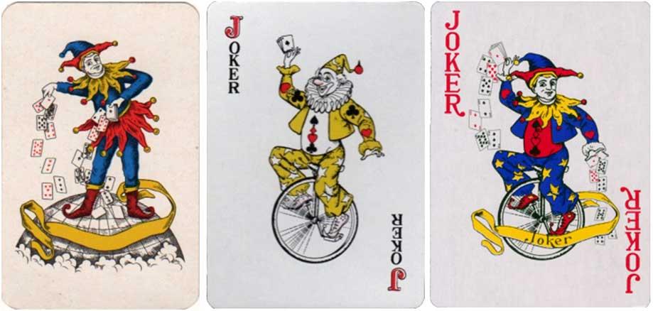 Chinese joker variations