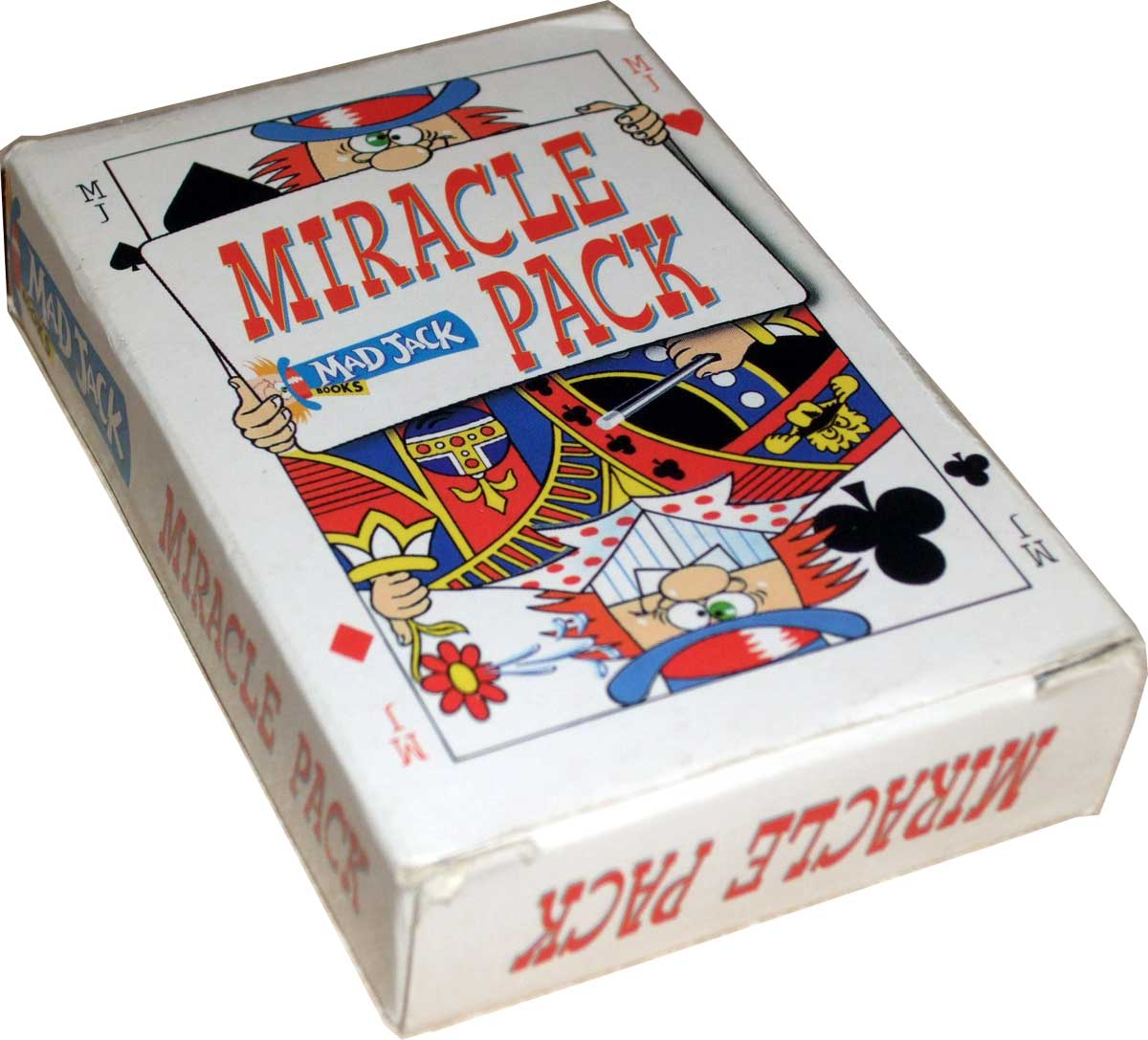 Mad Jack Miracle Pack by Chu's Magic (Tobar) 1999