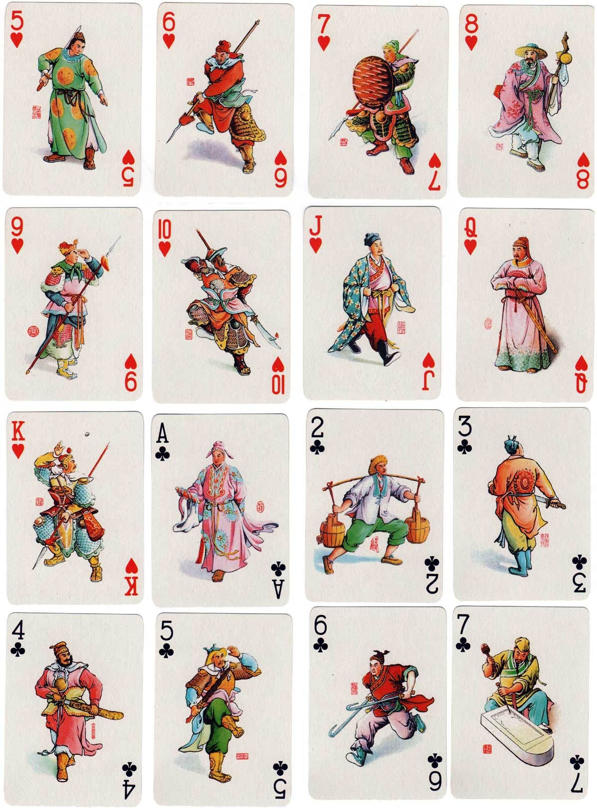 Characters of the Water Margin
