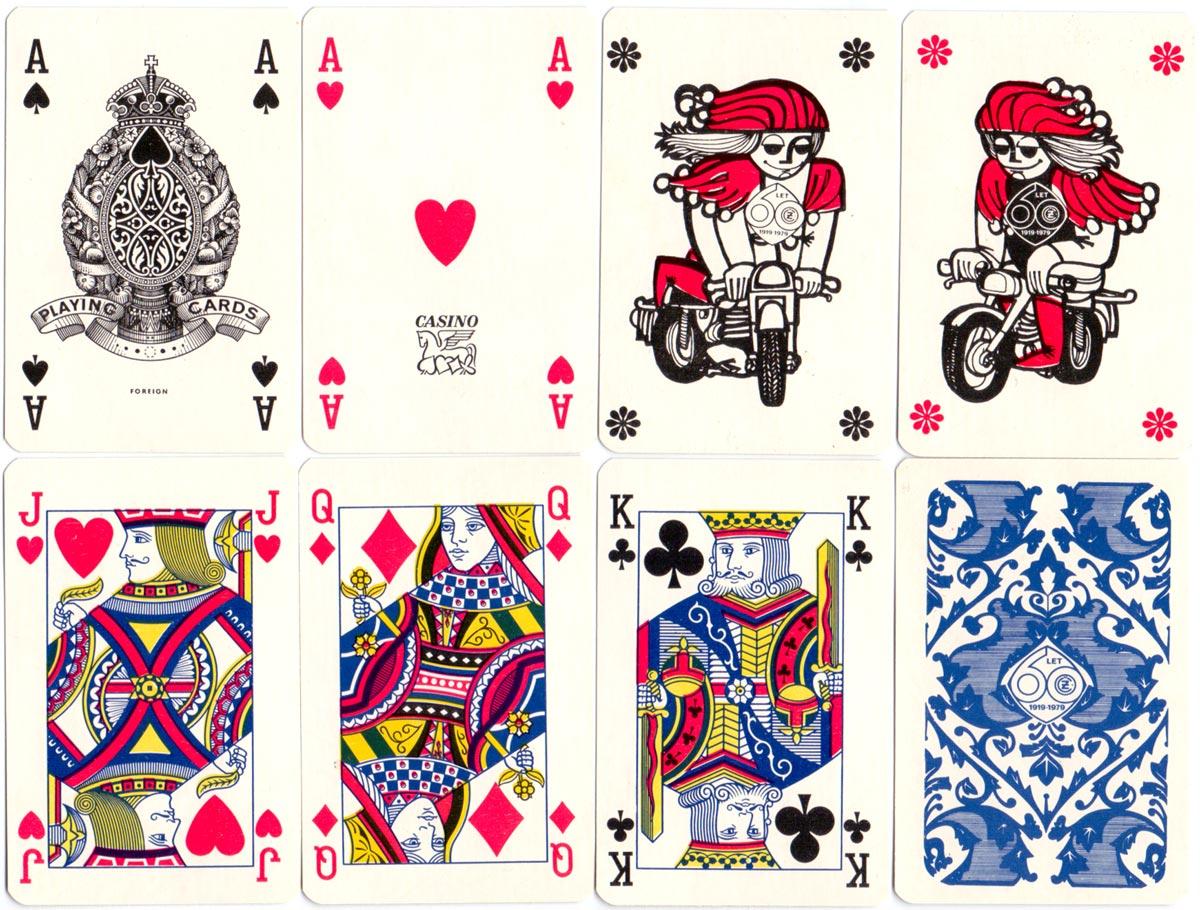 Obchodní Tiskárny Casino No.240, 1979