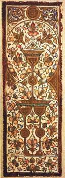 Mamluk playing card, c.1520